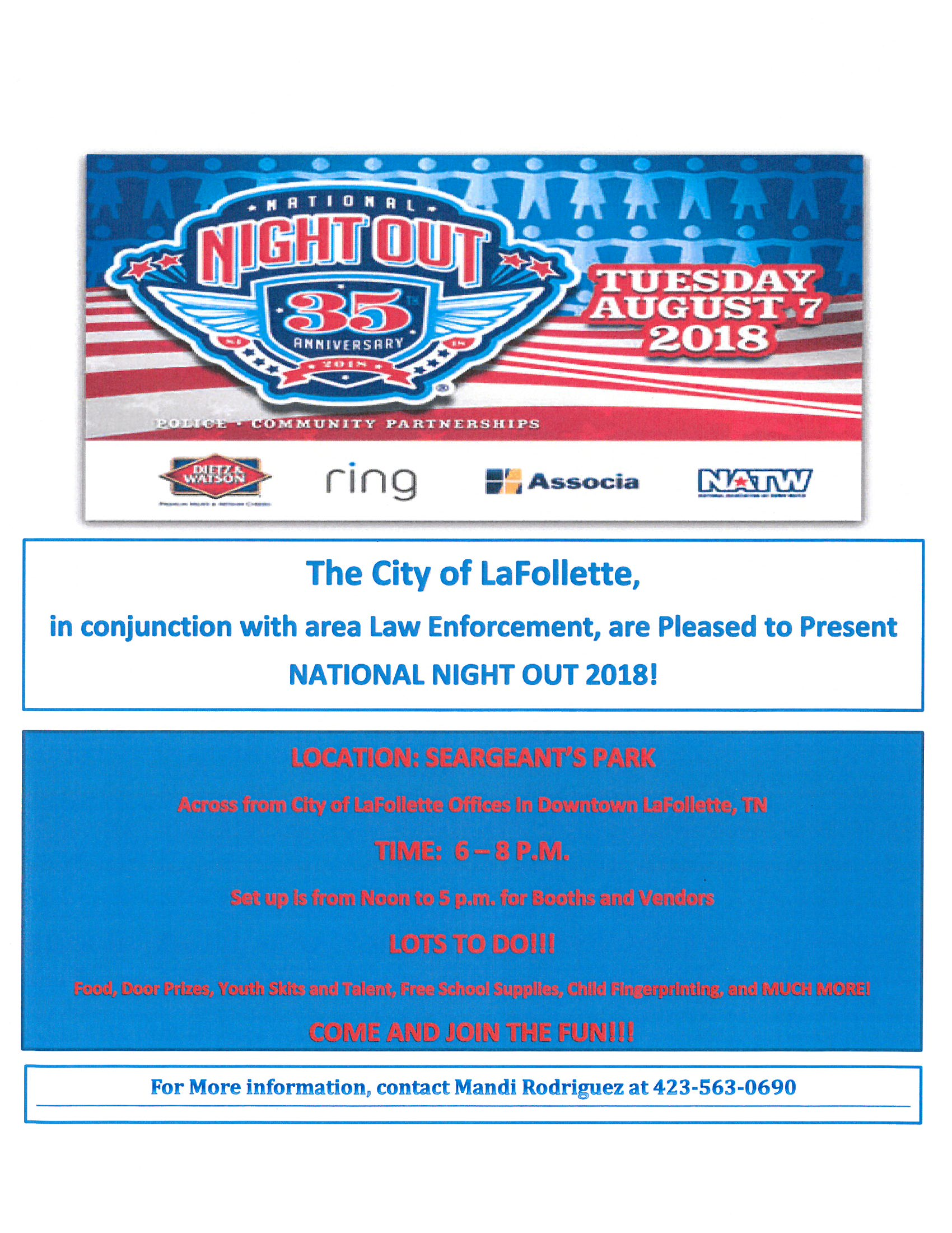 City of lafollette campbell county atv open roads malvernweather Images